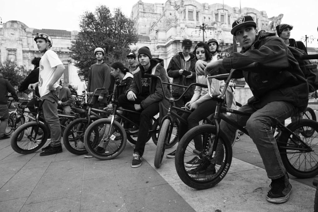 Milano BMX Streetjam